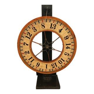Vintage Spinning Wheel