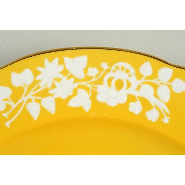 Cottage Spode Dinner Plate - Set of 6 For Sale - Image 3 of 6