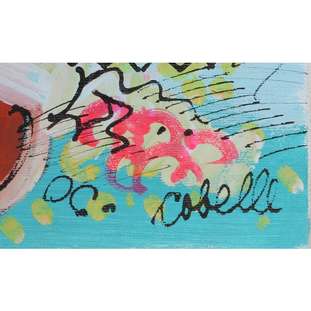 Artist: Charles Cobelle, French (1902 - 1994) Title: Clown 6 Year: Circa 1960 Medium: Acrylic on Canvas, signed lower...
