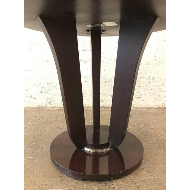 Modern Barbara Barry Occasional Table for Baker For Sale - Image 3 of 4