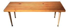 Image of Wood Slab Coffee Tables