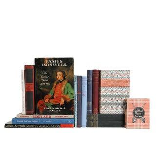Scottish Pride & Heritage : Set of Fifteen Decorative Books