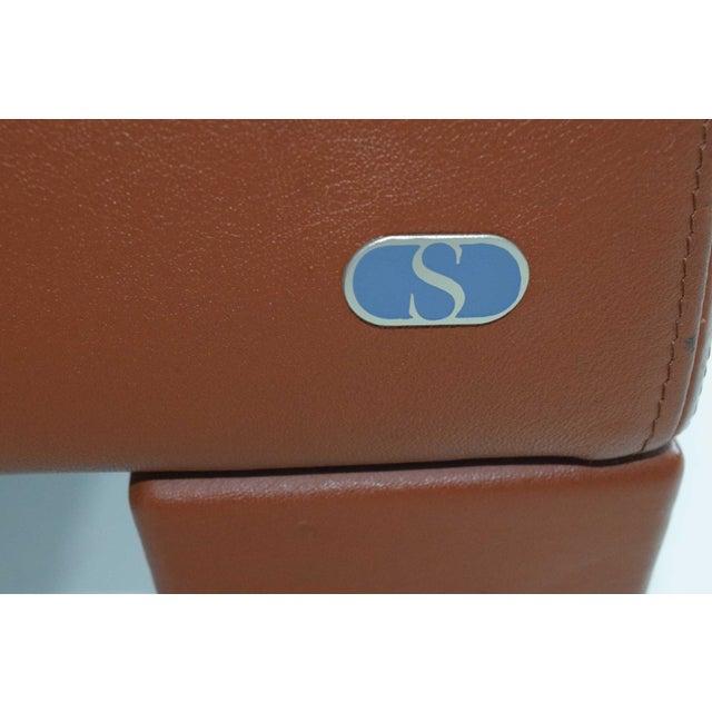 Sienna 1990s Vintage De Sede Leather Sofa For Sale - Image 8 of 11