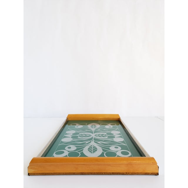 Mid Century Modern Serving Tray For Sale In New York - Image 6 of 12