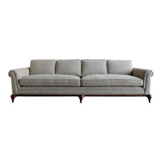 Vintage Mid Century Maurice Bailey for Monteverdi Young Deep Sofa For Sale