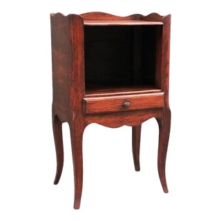 French Louis XV Style Nightstand For Sale