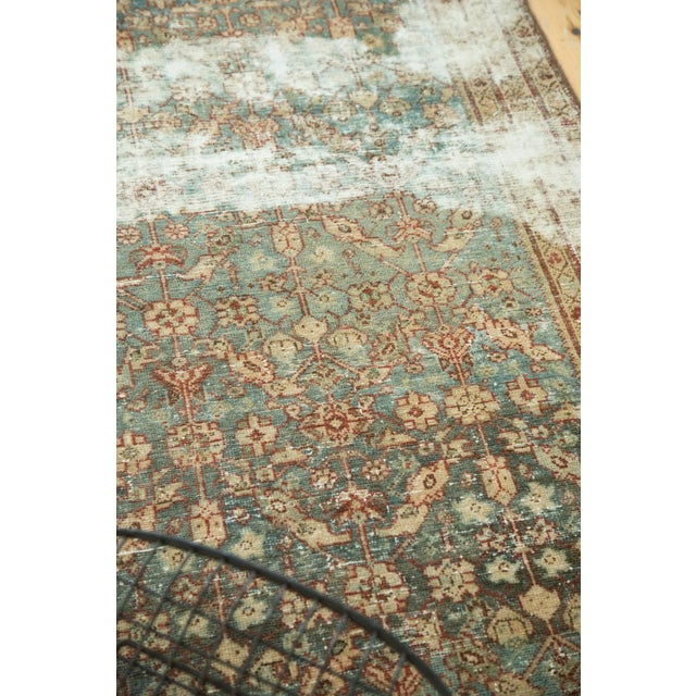 """Antique Malayer Rug Runner - 3'6"""" x 13'3"""" - Image 7 of 10"""
