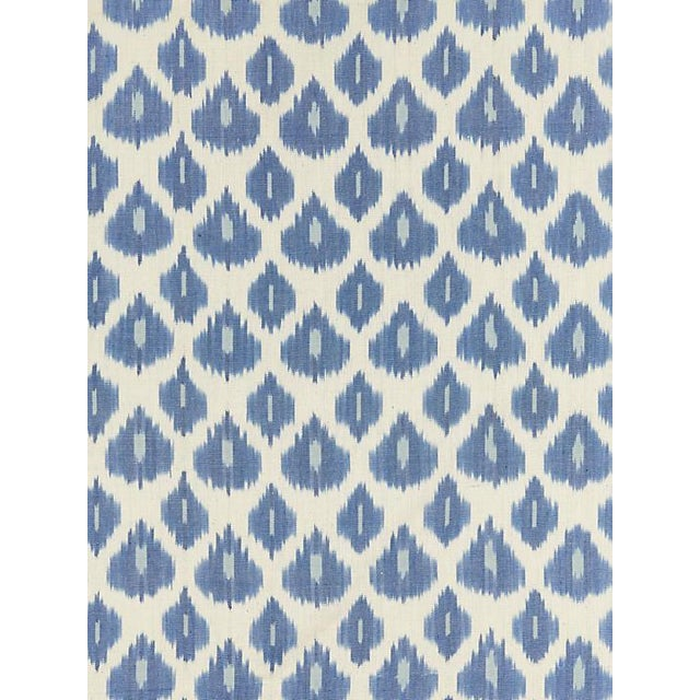 "From the Scalamandre collection. Pattern is medium.Dry Clean Only Pattern repeat is 4""L x 3.125""W One yard minimum."