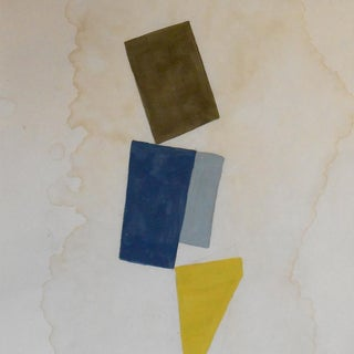 "Jean Feinberg ""P1.14"" Painting For Sale"