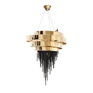 Covet Paris Guggenheim Chandelier For Sale