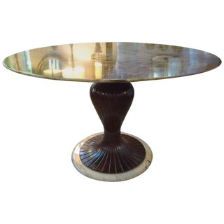 1955 Italian Osvaldo Borsani Center Table For Sale
