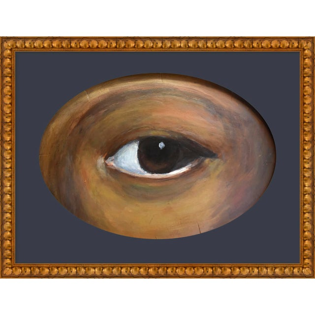 """Contemporary Small """"Lover's Eye 7"""" Print by Susannah Carson, 16"""" X 13"""" For Sale - Image 3 of 3"""