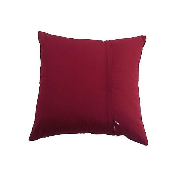 Turkish Suzani Pillow - Image 3 of 5