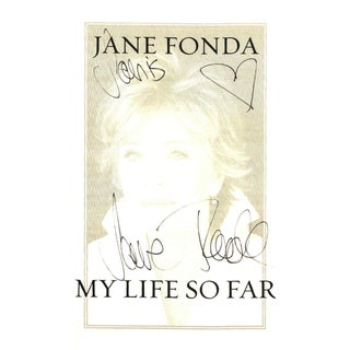 "2005 ""My Life So Far"" Collectible Book For Sale"