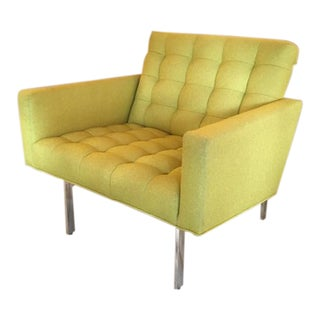 Thayer Coggin for Milo Baughman Spacey Lounge Chair For Sale