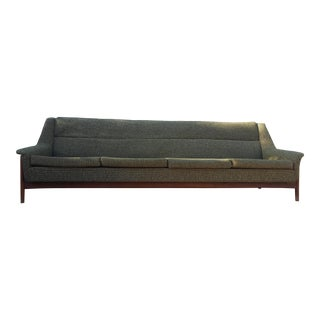 "Mid-Century Modern "" Dux "" of Sweden Sofa For Sale"