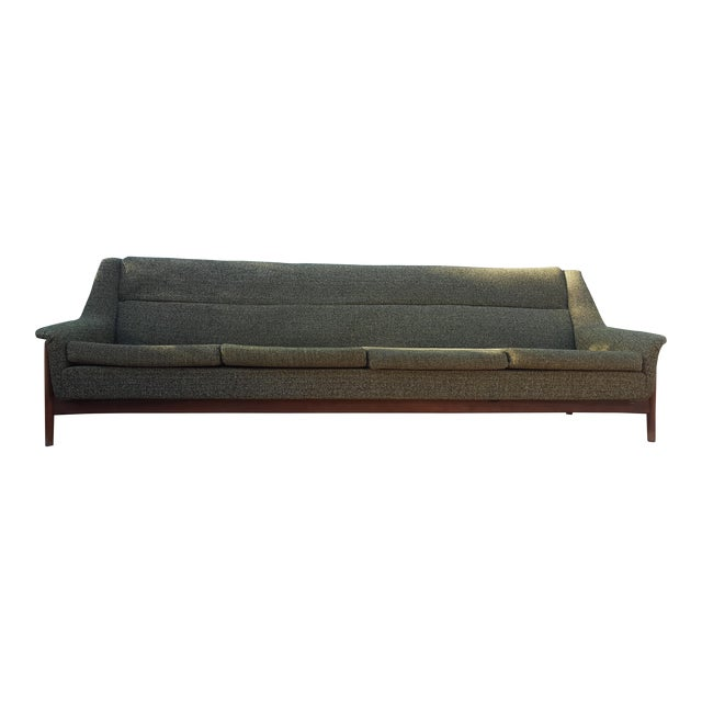 """Mid-Century Modern """" Dux """" of Sweden Sofa For Sale"""