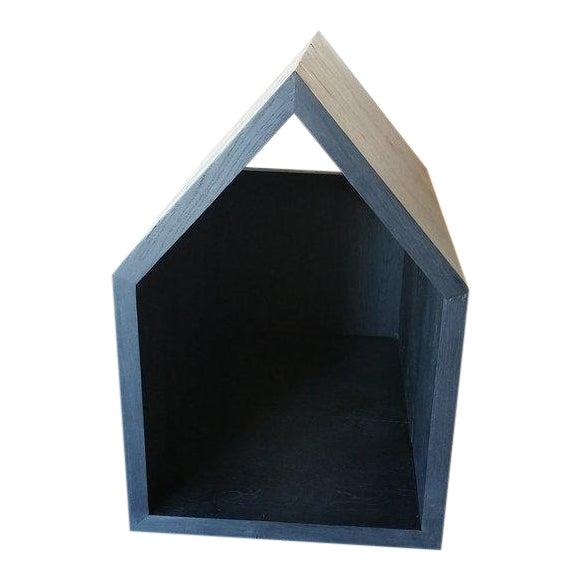 Ozshop Natural or Ebonized Reclaimed French Oak Dog Houses For Sale