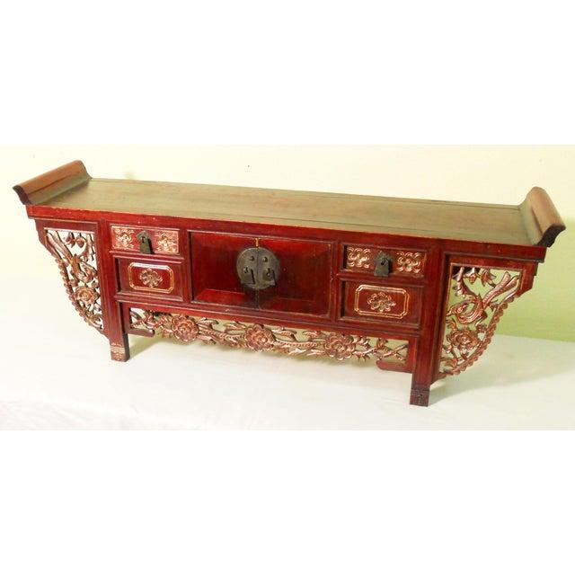 Antique Chinese Petit Altar, 1800-1849 - Image 2 of 7
