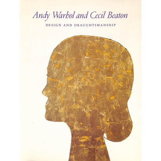 Andy Warhol and Cecil Beaton: Design and Draughtsmanship: March 2 - May 20, 2000 For Sale