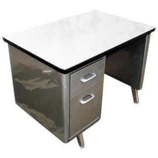 Allsteel Vintage Metal Desk