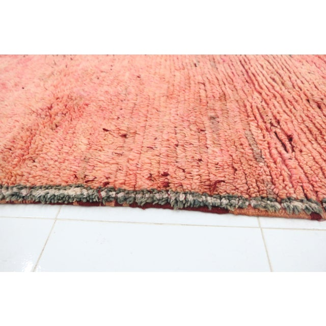 Beautiful Aït Bou Ichaouen Rug also known as Talsint. Stunning rose gold or purple rugs that will be statement pieces for...