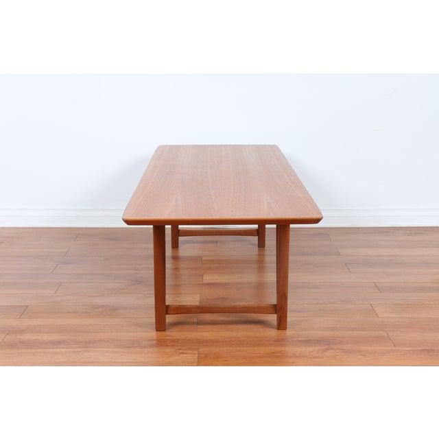 Kai Kristiansen Style Coffee Table - Image 5 of 9