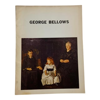 George Bellows 1966 Art Book For Sale