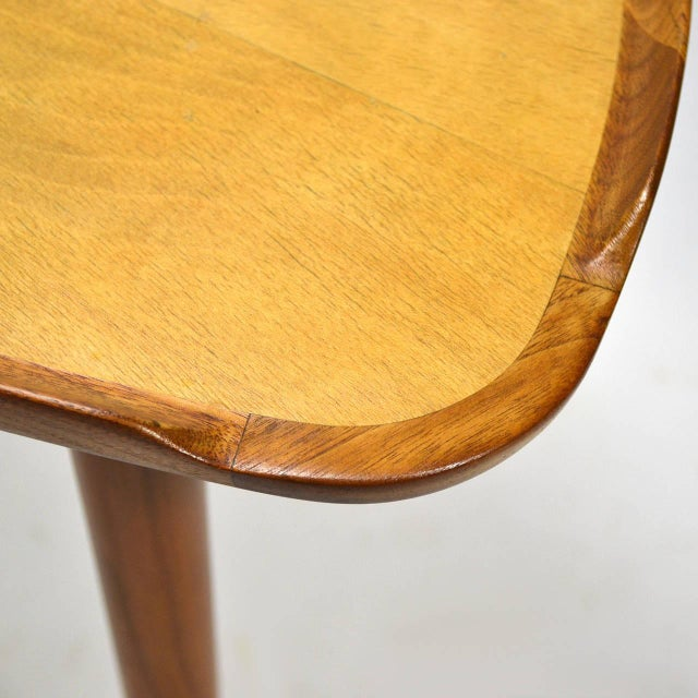 Brown Finn Juhl Table For Sale - Image 8 of 11