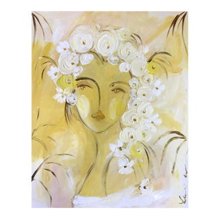 Gold Dust Woman by Leslie Weaver For Sale