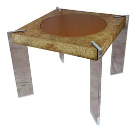Image of Leather Center Tables