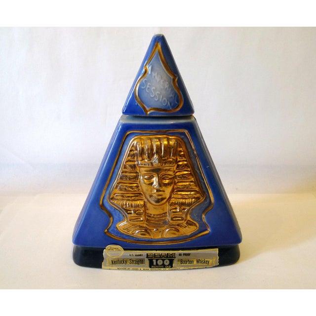 Regal China Co. Jim Beam Egyptian Pyramid Decanter - Image 2 of 9