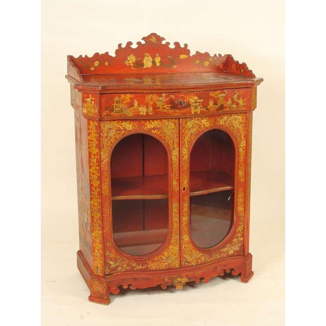 Chinoiserie Decorated Cabinet - Image 2 of 10