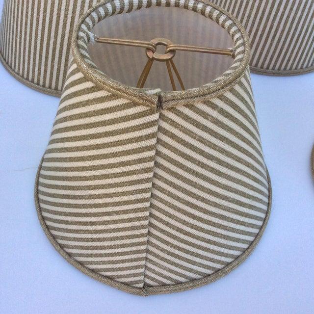 Custom Chandelier Bulb Shades - Set of 6 For Sale In San Antonio - Image 6 of 8