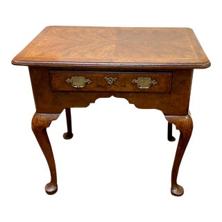 19th Century English Side Table For Sale