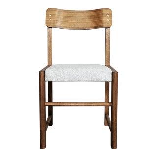 Volk Sebastian Chair Walnut For Sale