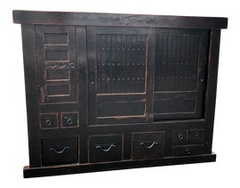 Image of Japanese Credenzas and Sideboards