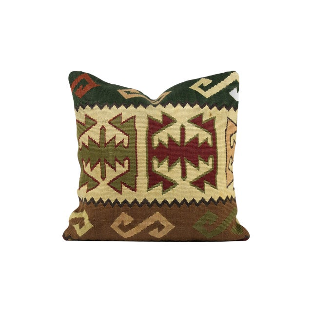 Antique Kilim Pillow - Image 1 of 3