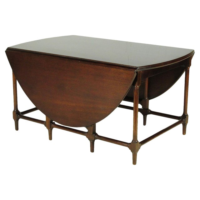 Beacon Hill Georgian-Style Coffee Table - Image 1 of 4