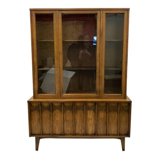 Vintage Brasilia China Hutch