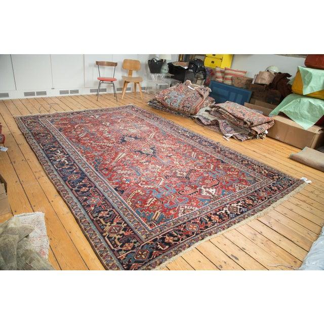 "Distressed Heriz Carpet - 8' X 11'2"" - Image 2 of 10"