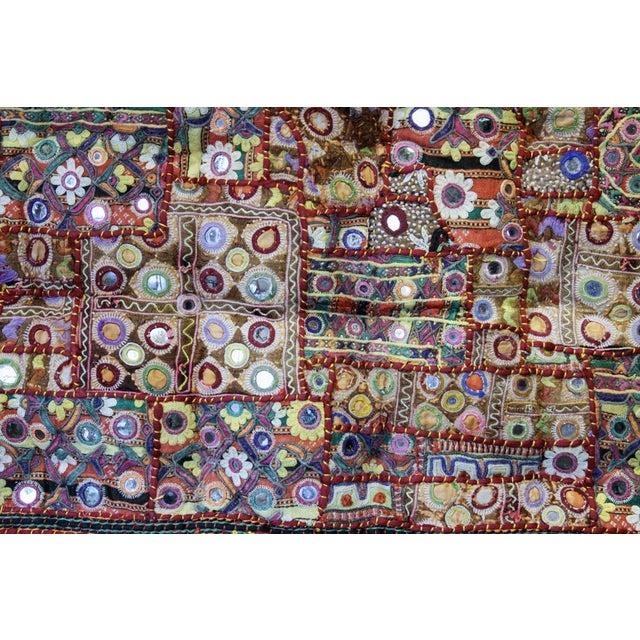 Shideh Jaisalmer Floor Cushion For Sale - Image 4 of 5