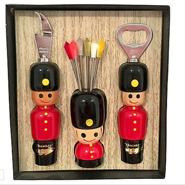 Toy Soldier Barware Set For Sale - Image 4 of 4