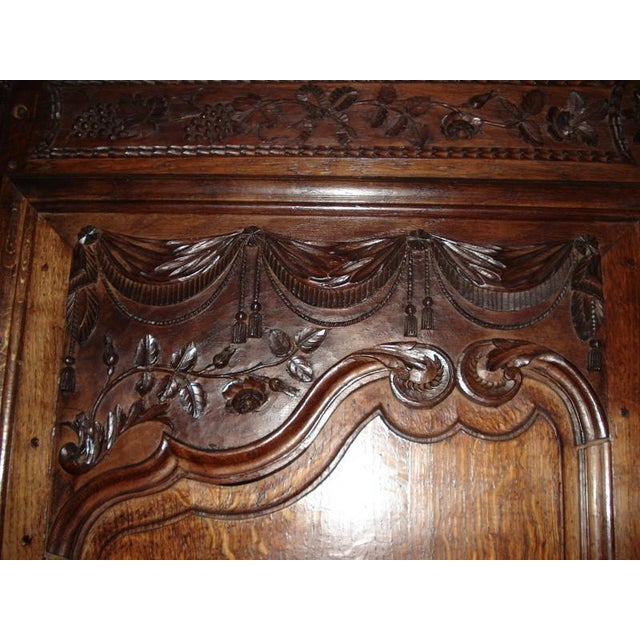 Beautiful One of a Kind Armoire - Image 4 of 11