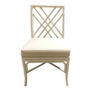 Florence Broadhurst Winter White Pagoda Side Chair
