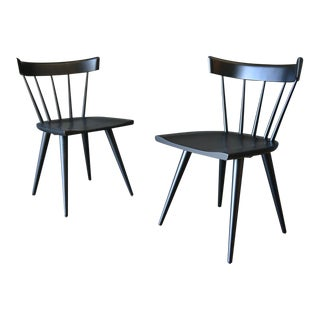 1950's Vintage Paul McCobb Planner Group Side Chairs- A Pair