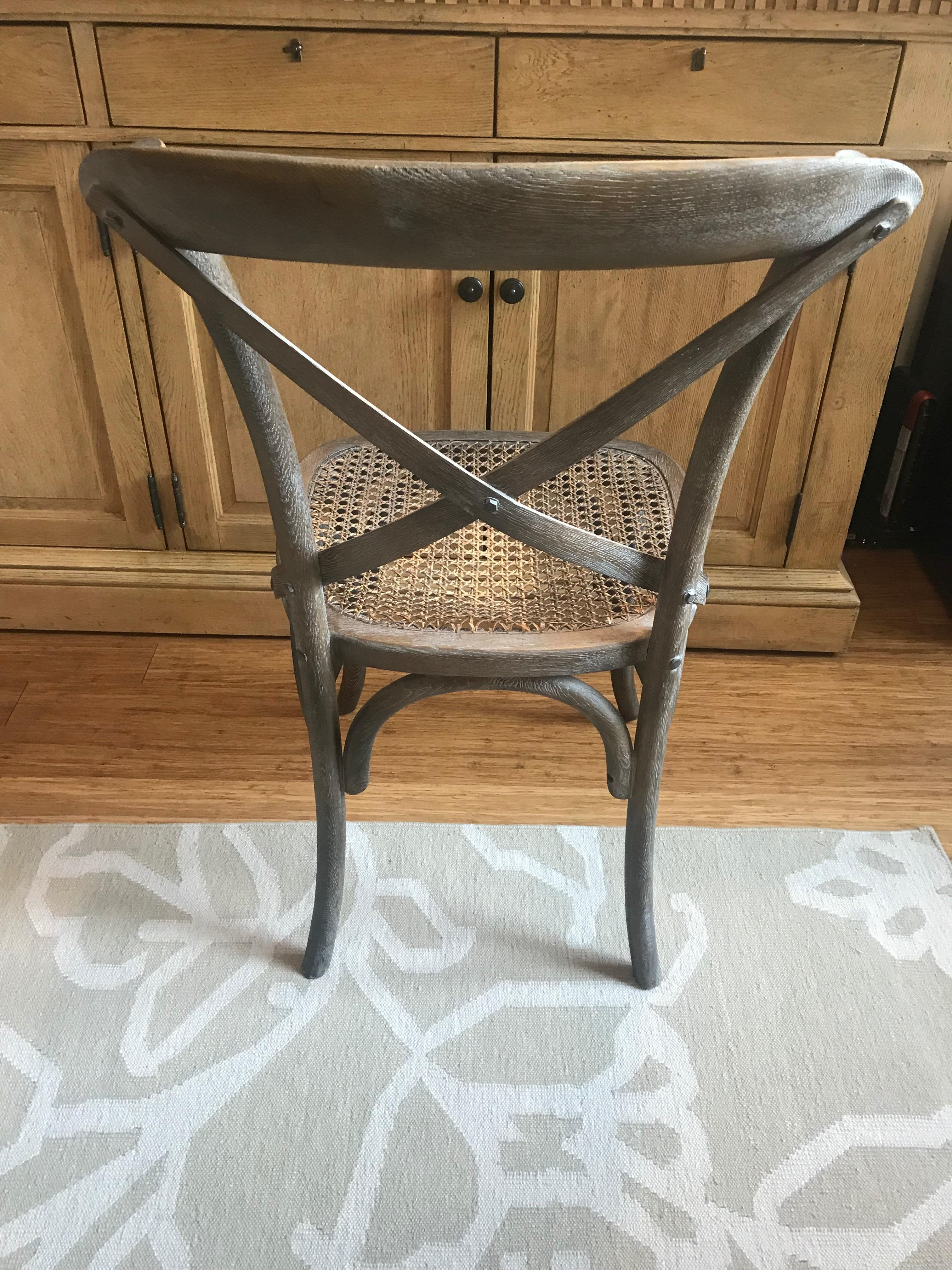 Restoration Hardware Madeleine Side Chairs   A Pair   Image 4 Of 8
