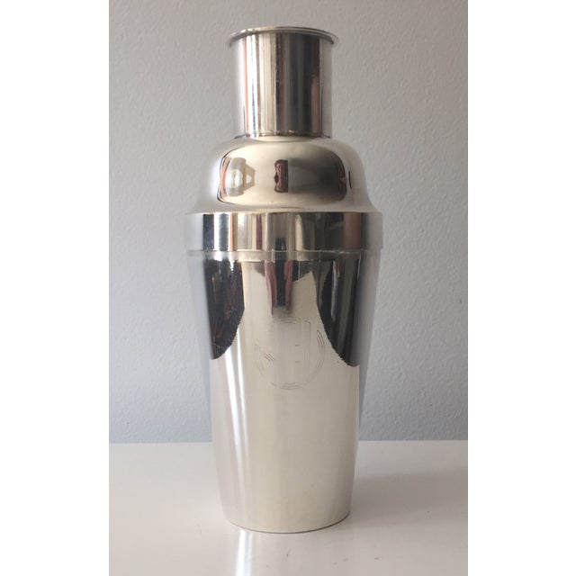 Vintage Chinese Silver Cocktail Shaker - Image 4 of 7