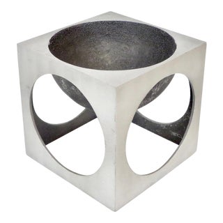 Lorenzo Burchiellaro Cast Aluminum Sculpture For Sale