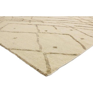 Contemporary Moroccan/African Tribal Style Area Rug - 10′2″ × 13′8″ Preview